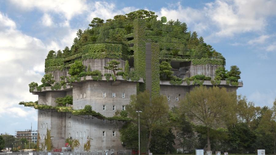 Bunker_mit_Grün